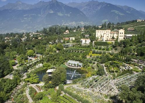 Merano E I Giardini Di Sissi Gold Award A Entente