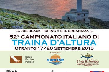 Otranto: dal 17 al 19 settembre è pesca d'altura, gli italiani per il mondiale