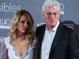 Richard Gere ed Alejandra Silva genitori?