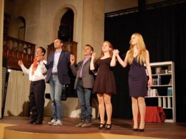 Arnasco, teatro e devozione nell' entroterra albenganese
