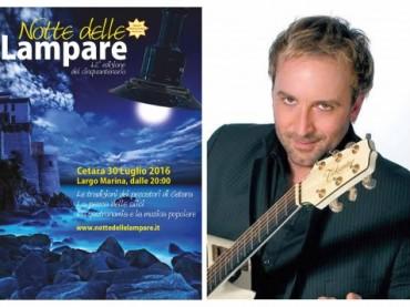 Notte delle Lampare e concerto di Tony Tammaro a Cetara