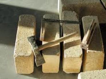 Salento: la pietra leccese e gli scalpellini