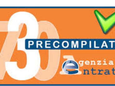 Dati 730 precompilati trasmessi dalla Campania