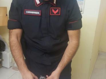 Perquisizioni e controlli, due arresti da parte dei Carabinieri