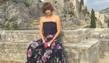 Golden Med Girl: la moda Mediterranea vista da Tina Pencinger ph di proprietà