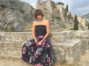 Golden Med Girl: la moda Mediterranea vista da Tina Pencinger