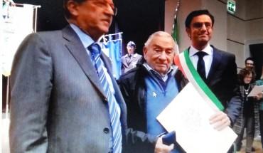 Arnello premiato
