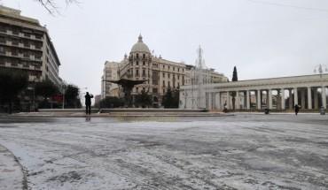 Foggia innevata gennaio 2017 foto by Vincenzo Baratta