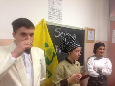Coldiretti Savona : L'Alberghiero di Alassio a scuola di extravergine