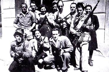 Dal diario della Brigata Casalini in Val Bormida