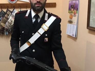 PALLAGORIO: TENTA RAPINA ALL'UFFICIO POSTALE, ARRESTATO DAI CARABINIERI.