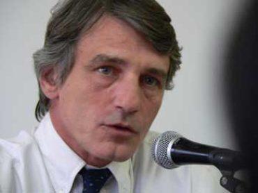 """Rai, Sassoli a Foa: """"Il 20 novembre si presenti e spieghi le sue ragioni agli eurodeputati Pd"""""""