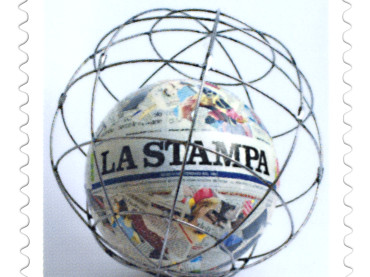 Emissione francobollo La Stampa il 9 febbraio 2017