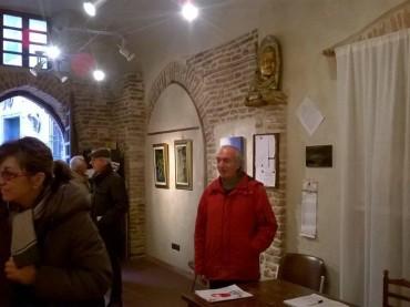 Arte ad Albenga  Successo della mostra all'Ucai