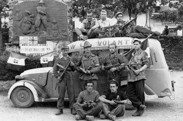 Brigata Casalini: attacco nei pressi di Santa Giulia con Robin  Il resoconto del comandante Sunner