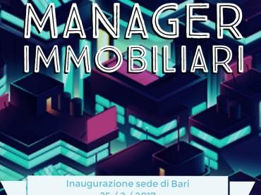 Inaugurazione della sede barese dell'Associazione Manager Immobiliari