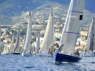 Vela Liguria  A Sanremo spettacolare inverno in regata