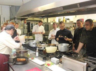 """Il Tartufo """"made in Liguria""""in un video per gli chef russi"""