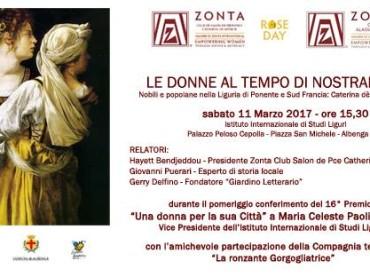 Lo Zonta premia Maria Celeste Paoli Maineri