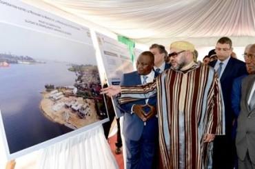 Costa d'Avorio. Il Re Mohammed VI visita cantieri di poli di sviluppo socioeconomico