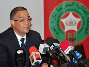 Ritorno trionfale del Marocco in Africa. Il Marocchino Lekjaa