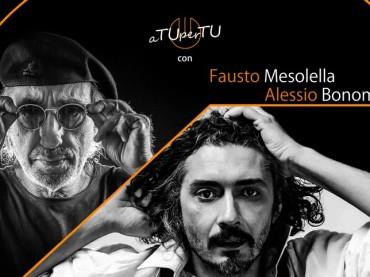 A tu per tu con Fausto Mesolella e Alessio Bonomo Monk, 15 marzo