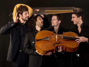 Alghero Con gli ArtiCoolAzione rivive la magia antica della musica barocca