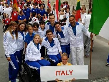 Genova ospiterà i Giochi paralimpici europei giovanili