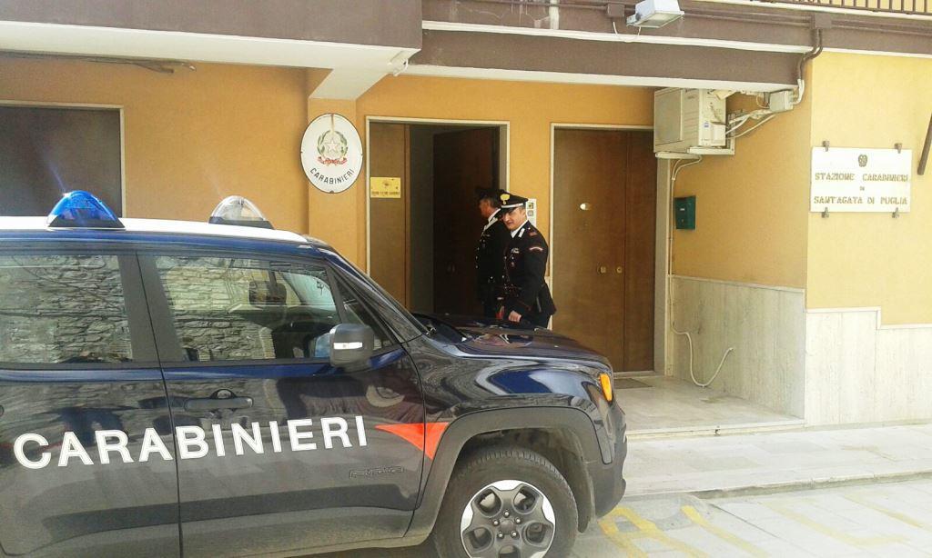 Carabinieri Sant'Agata di Puglia fotoCCmar2017