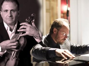 Palmi Duo Domenico Nordio, violino – Filippo Gamba, pianoforte, Casa della Cultura Amici della Musica
