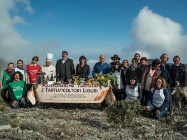 Team Building in tartufaia  in Liguria