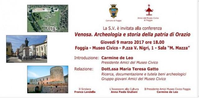 Venosa_convegnoOrazio_MuseoFG_mar2017