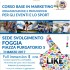 A Foggia il corso in marketing per gli eventi e lo sport