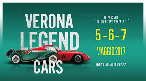 """ERONA LEGEND CARS 2017: ai nastri di partenza la terza edizione con l'evento inedito """"La Sfida dei Campioni"""""""
