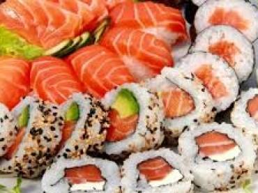Quando l'Oriente contagia l'Italia, è sushi-mania!