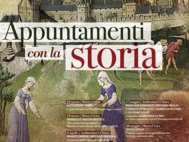 """""""Appuntamenti con la Storia"""" promossi dal Comune di Foggia"""
