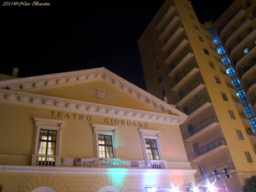 Foggia, gli orari per l'Andrea Chenier in occasione dei 150 anni nascita U. Giordano