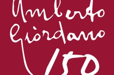 Celebrazioni Centocinquantenario Giordaniano 2017. A Foggia l'Andrea Cheniér di Umberto Giordano