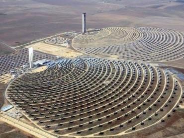 Il complesso energetico solare più grande del mondo? In Marocco
