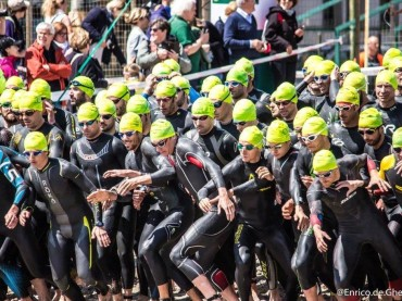 Andora 900 domenica in gara al triathlon