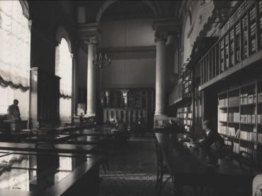 Fra inediti di Mazzini, pergamene e dvd: la biblioteca degli avvocati romani fra passato e futuro
