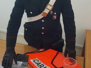 Piantagione  di canapa rinvenuta a Salica (KR), due arresti da parte dei Carabinieri
