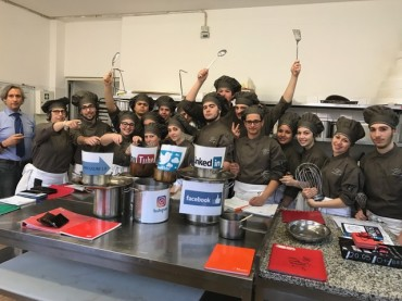 Alassio: Chef 2.0 tra cucina e social media marketing