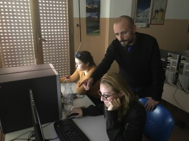 Alberghiero Alassio: scuola di social per pasticceri e maitre con Felix Lammardo e Balzola
