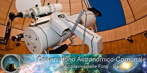 Osservatorrio Astronomico Bari