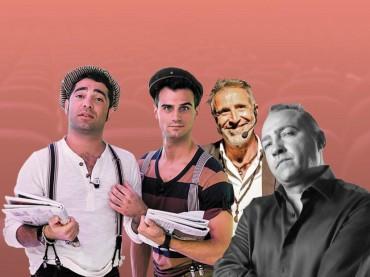Ad Albenga comici all'Ambra per chiudere la rassegna di teatro