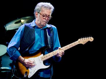 Eric Clapton malato