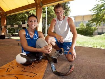 """Un SMS che può regalare un """"sogno sportivo"""" ai ragazzi con disabilità"""