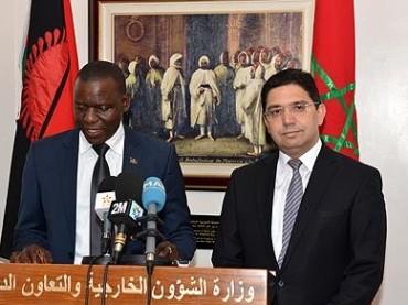 """Malawi ritira suo riconoscimento alla """"RASD"""" di Tindouf in Algeria (Ministro degli Esteri del Malawi)"""