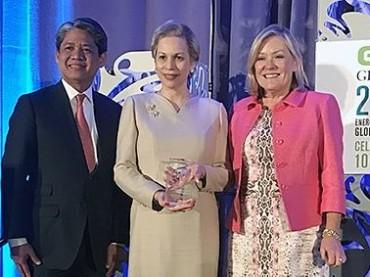 "Energie rinnovabili: Re Mohammed VI Premiato da ""Energy Efficency Visionary Award"""